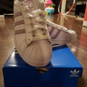 Superstar by Adidas Lilac